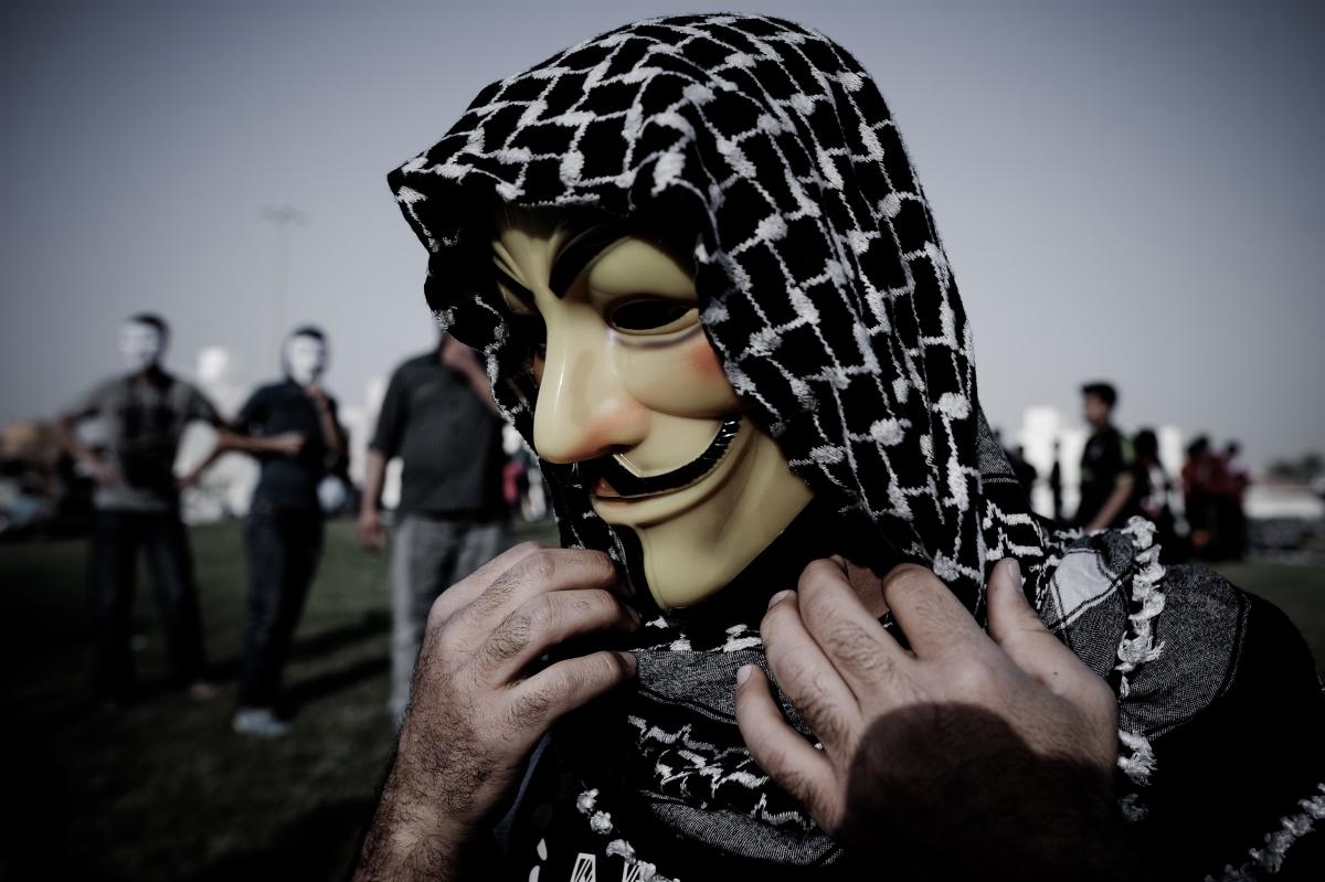 """Anonymous threatens Saudi Arabia: """"Do not kill Ali"""""""
