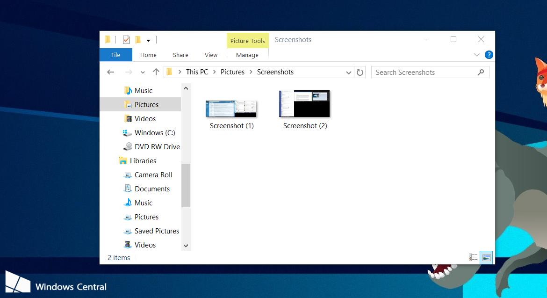 Windows 8.1 как сделать скриншот экрана