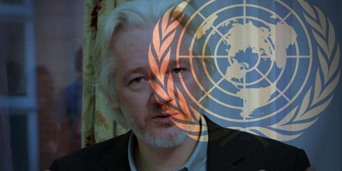 WikiLeaks, Founder Julian Assange Being Detained Unlawfully