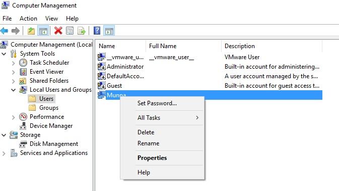 How to Reset Windows 10 Password Easily - SkilsToolz