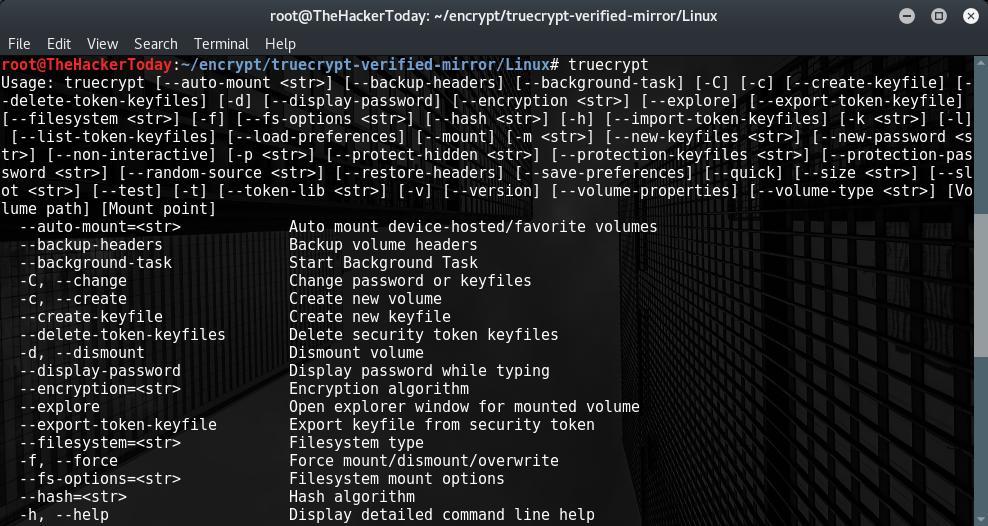Photo of Creating an Encrypted Folder in Kali Linux/Ubuntu/Windows & Mac using TrueCrypt