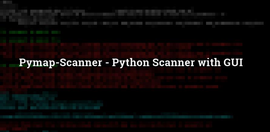 Pymap-Scanner